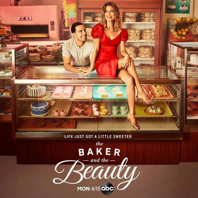 'The Baker and the Beauty' is the newest show on ABC. It is a romantic dramedy, originally airing in Israel.  Image via    @bakerandthebeauty
