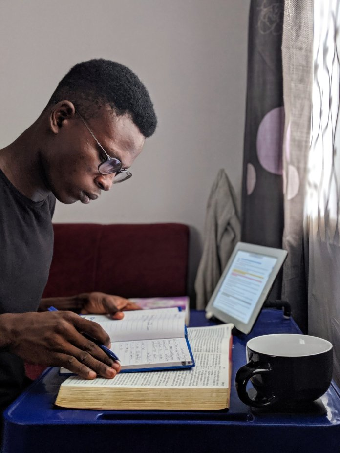 It is important for when you start studuing that you have a plan laid out. Not doing so will make things overwhelming and hard to achieve.  Photo by Oladimeji Ajegbile from     Pexels     .