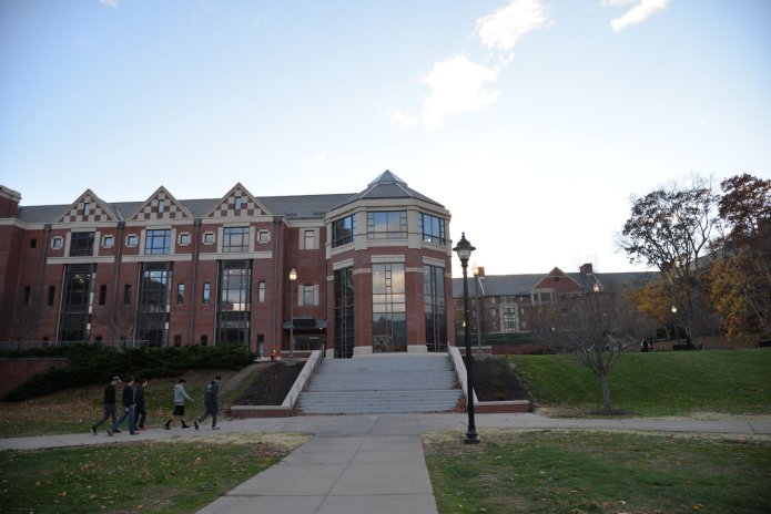 South Campus Residence Halls.  File photo/The Daily Campus