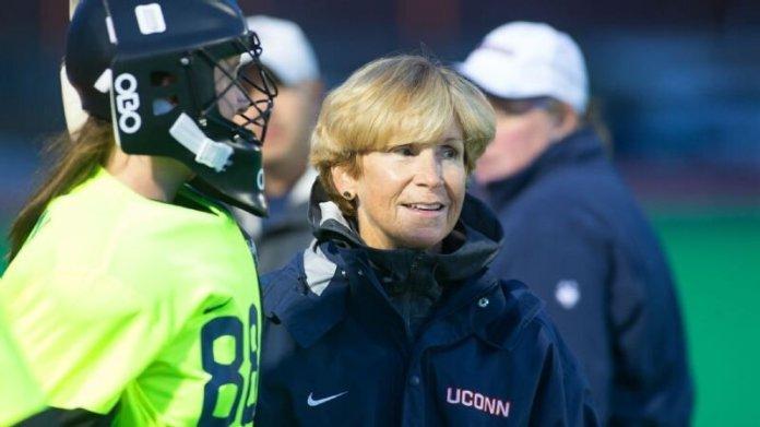 Legendary UConn field hockey coach Nancy Stevens retires
