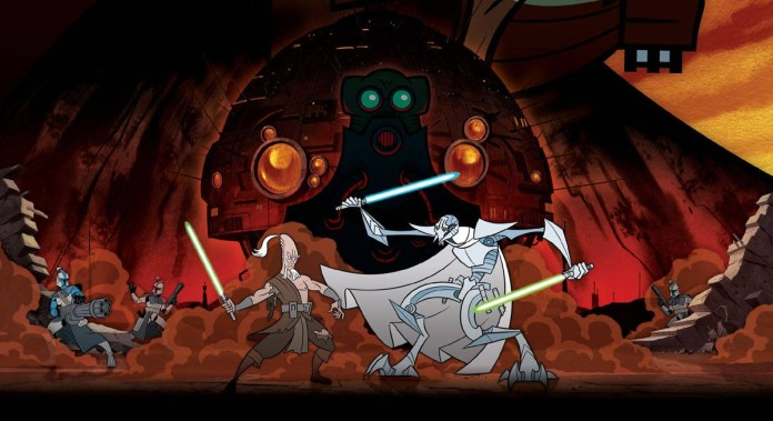Art Of Star Wars Clone Wars 2003