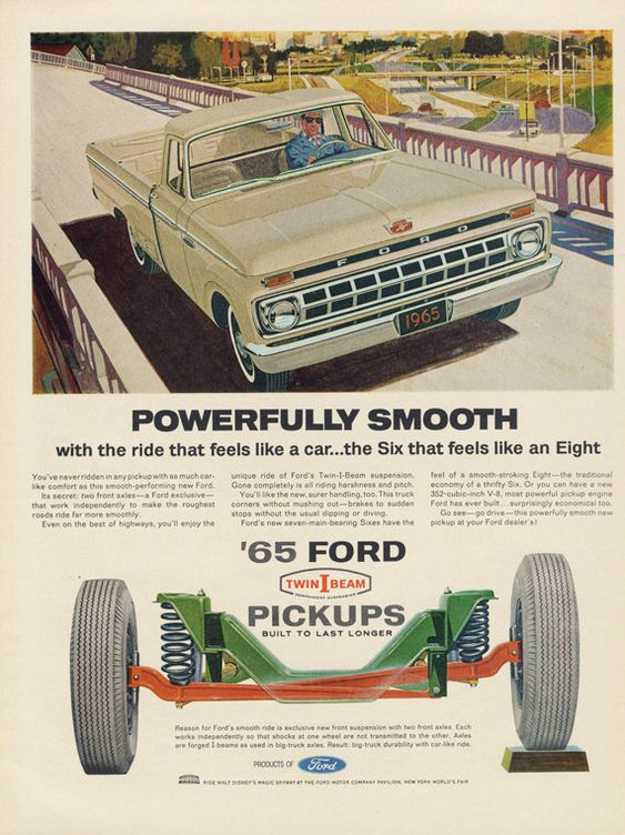 65 Ford Pickup : pickup, Texoma, Classics, Classic, Vehicle, Restorations