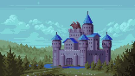 Pixelblog 16 Medieval Fantasy SLYNYRD