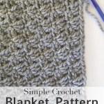 Crochet Pattern Blog Blue Corduroy