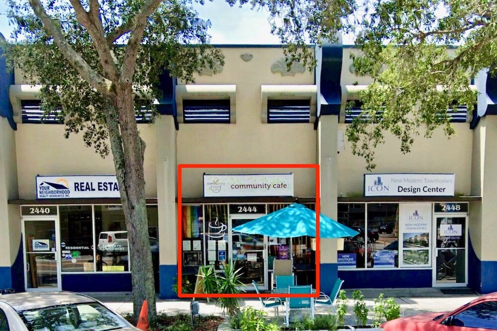 Valkyrie doughnuts will be located at 2444 Central Avenue in the Grand Central District of Downtown St. Pete. The space was formerly home to Community Cafe.