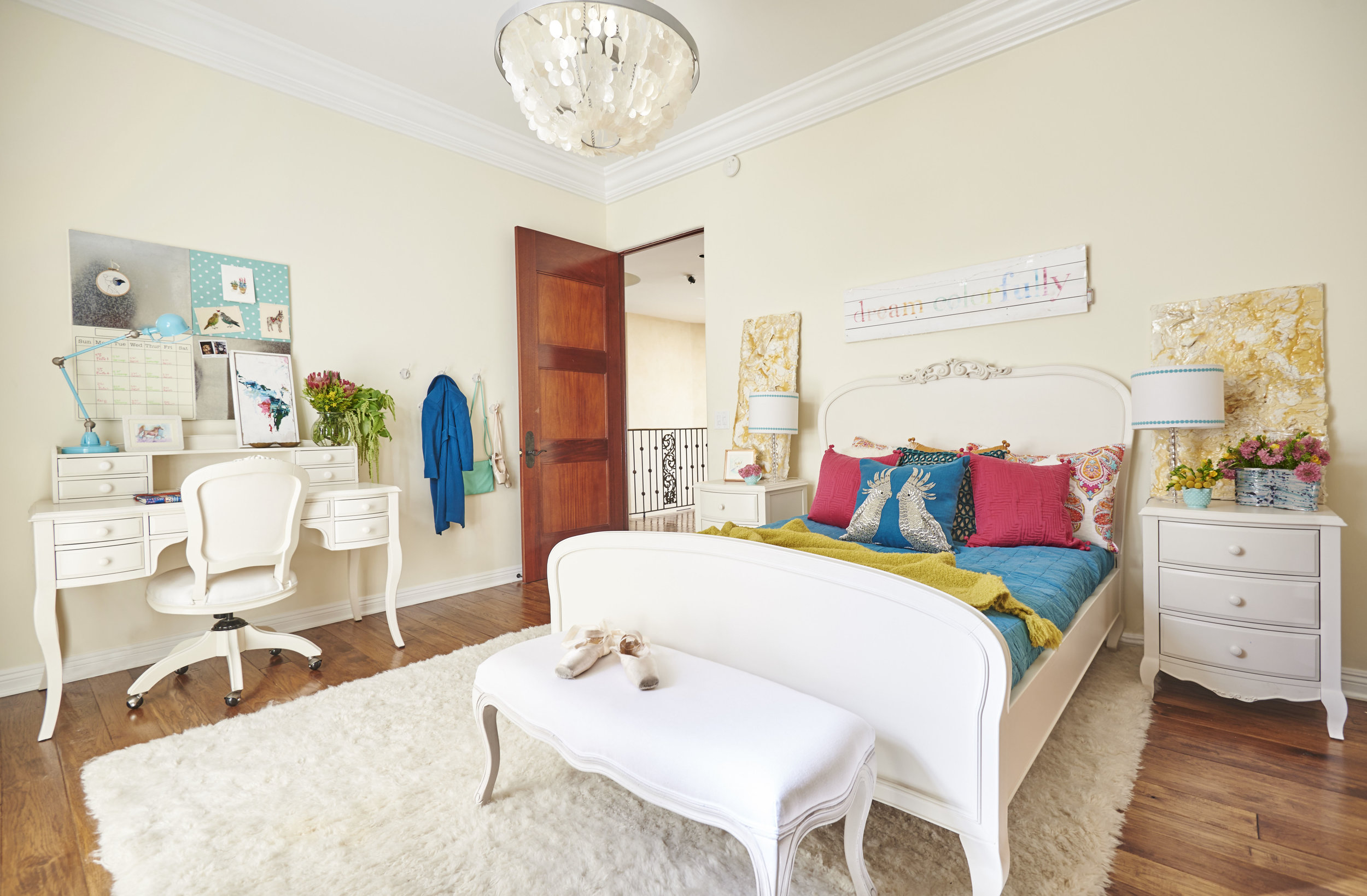 Teen Girl S Bedroom Design Sarah Barnard Design Story
