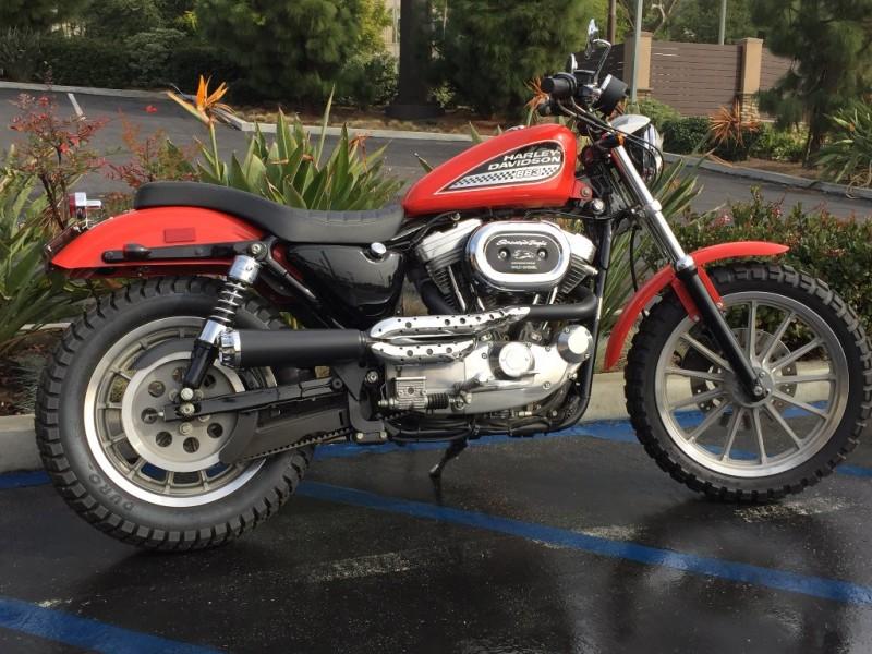 Harley Davidson Near Whittier