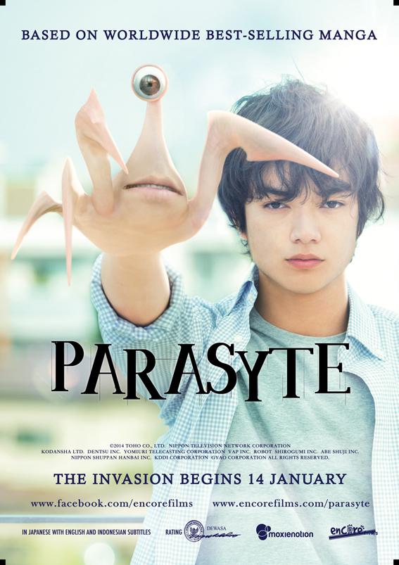 Nonton Film Parasyte Anime : nonton, parasyte, anime, Parasyte, Action, Review, TOKYOPOP
