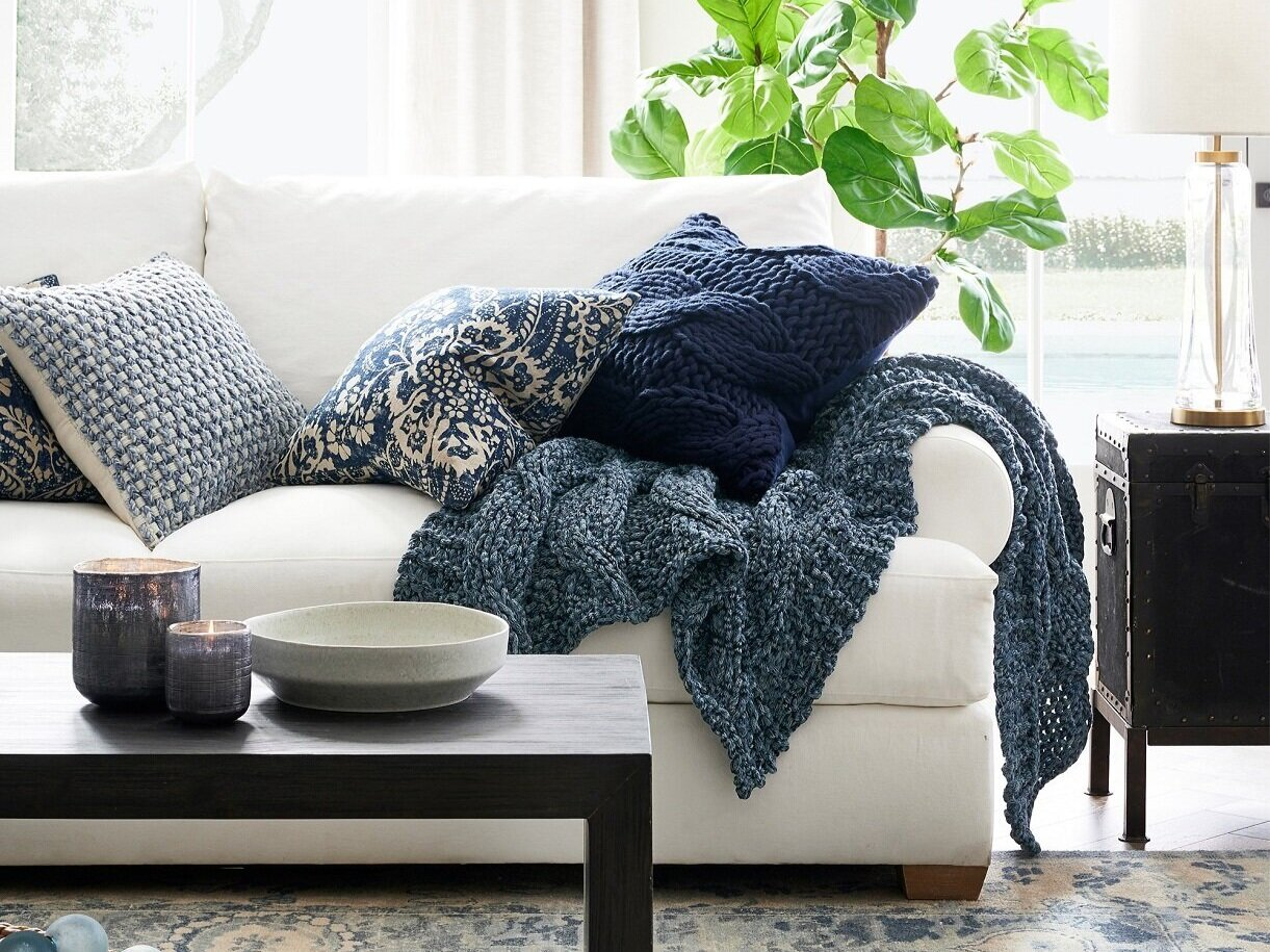 pottery barn spectacular spaces blog
