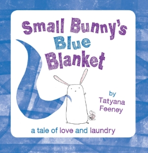 Image result for Small Bunny's blue blanket / by Tatyana Feeney.