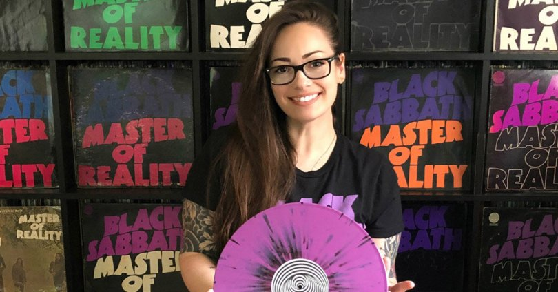 Ep207: Jenn D'Eugenio - Vinyl Industry Evangelist - | The Vinyl Guide  podcast | Interviews for Record Collectors & Music Fans
