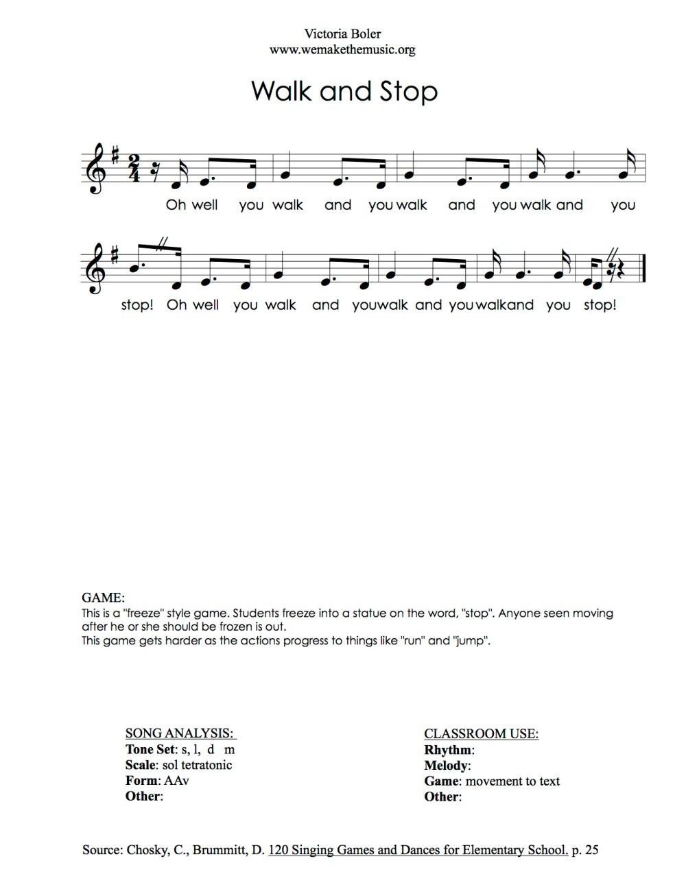 medium resolution of My First Day of Elementary Music Lesson Plans — Victoria Boler