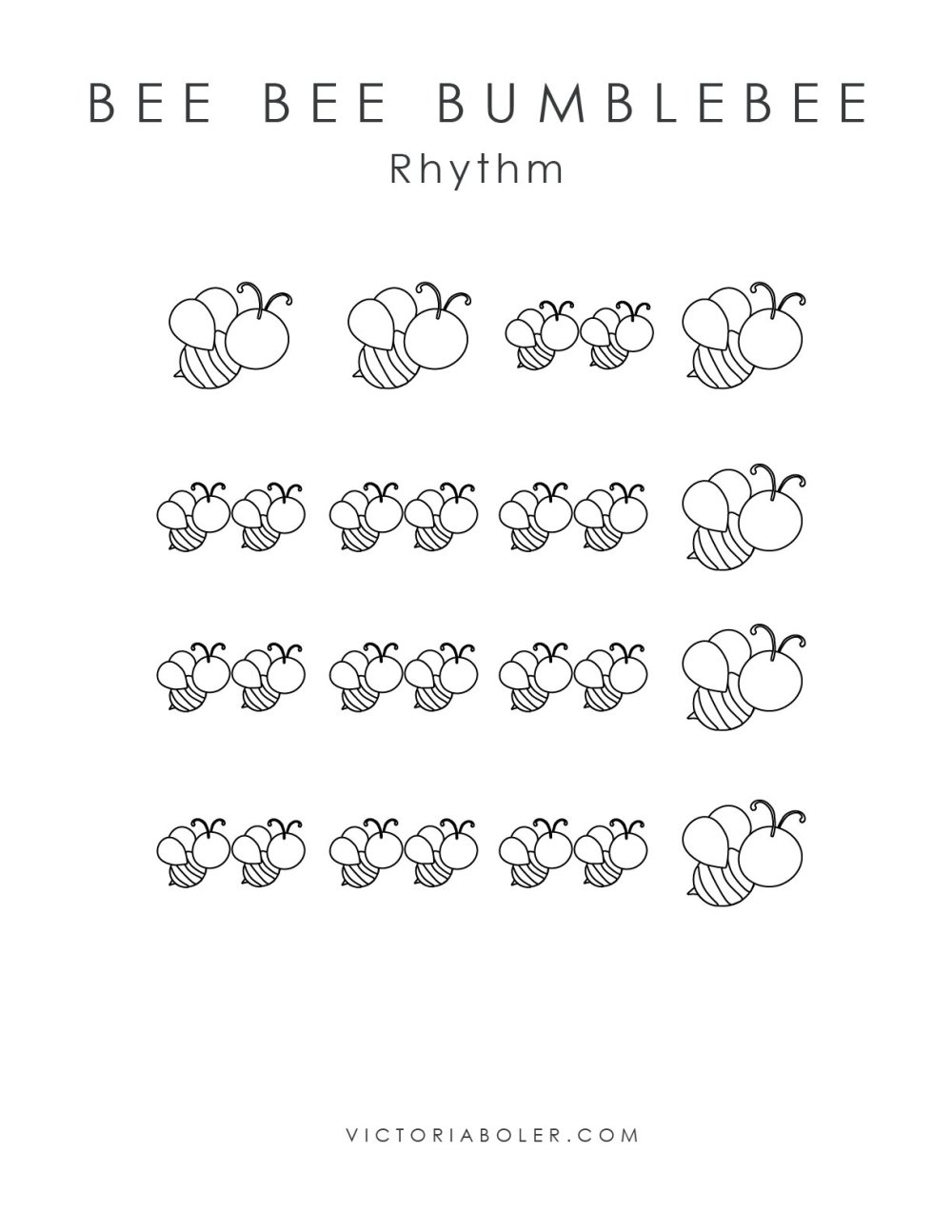 medium resolution of How to Teach Rhythm vs Beat (Part 1) — Victoria Boler