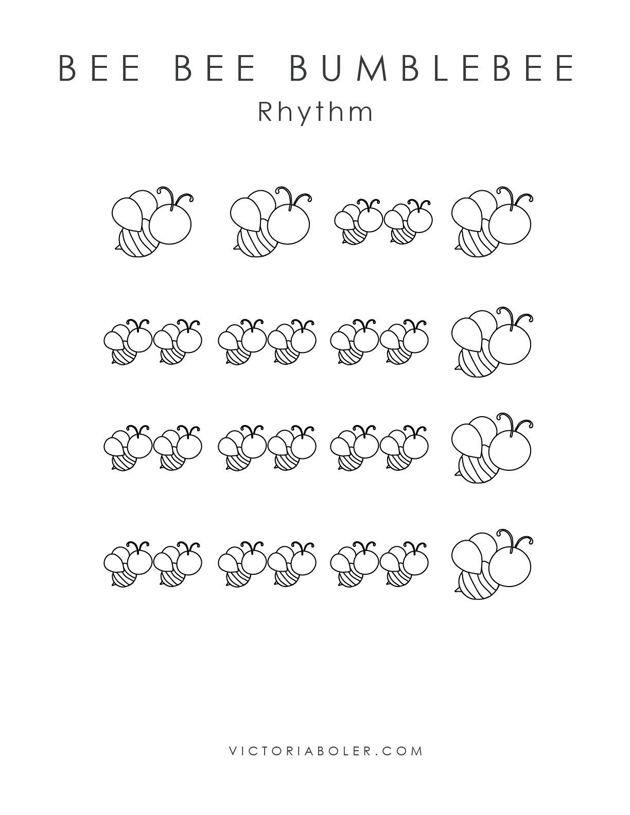 hight resolution of How to Teach Rhythm vs Beat (Part 1) — Victoria Boler