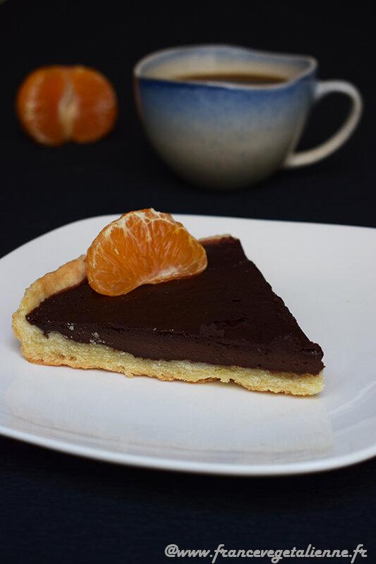 Tarte Au Chocolat Sans Oeuf : tarte, chocolat, Pâte, Sablée, Spécialités, Françaises, France, Végétalienne