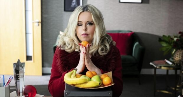 Roisin Conaty in  GameFace  for Channel 4