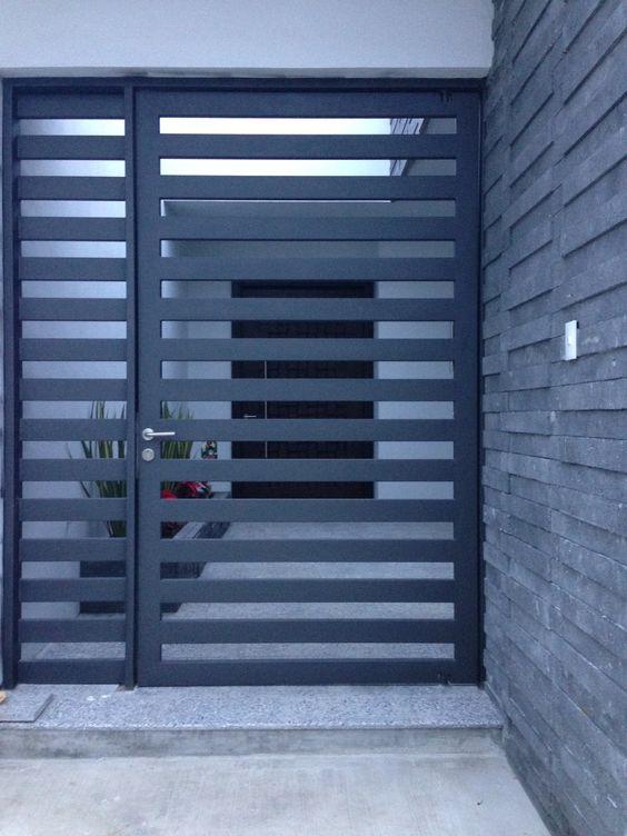 Gate Colour : colour, Spectacular, Front, Ideas, Designs, RenoGuide, Australian, Renovation, Inspiration