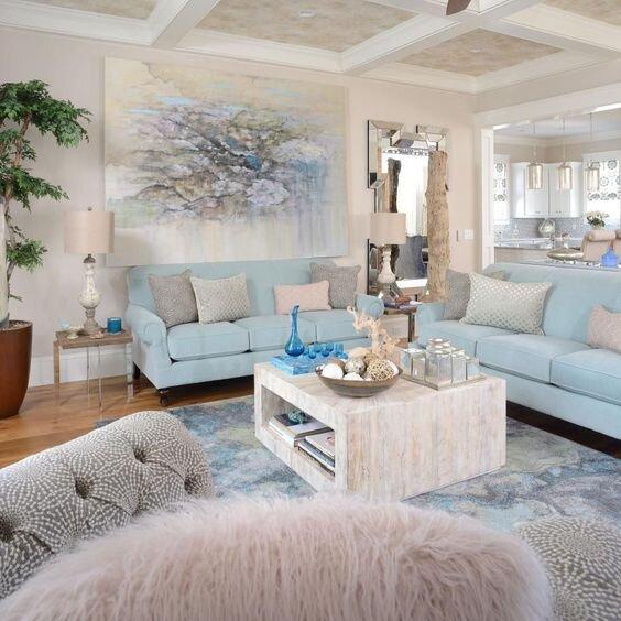 coastal living room ideas and designs