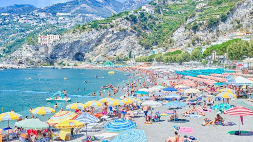 Image result for Maiori Beach""