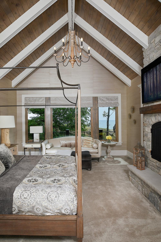 These ceilings will make your bedroom cozy and … Top 10 Unique Ceiling Designs Grand Rapids Interior Design Fuchsia Design