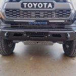 3rd Gen Tacoma Stump Aluminum Front Bumper Greenlane Off Road