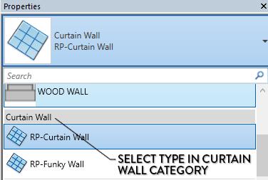 18 tips to master revit curtain walls