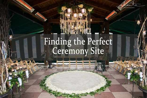Wedding Advice: Finding the Perfect Ceremony Site
