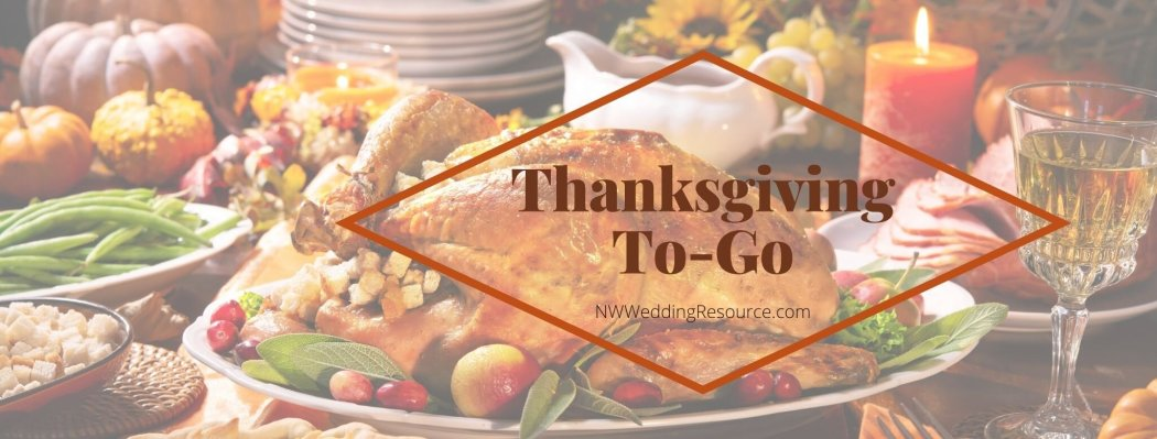 Support Local (and Save on all Those Dishes) - Places to Buy Thanksgiving Dinner & Desserts in 2020