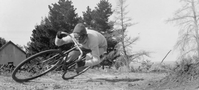 "Ernie Old Cycling ""By Bread Alone"" — Velo Aficionado"