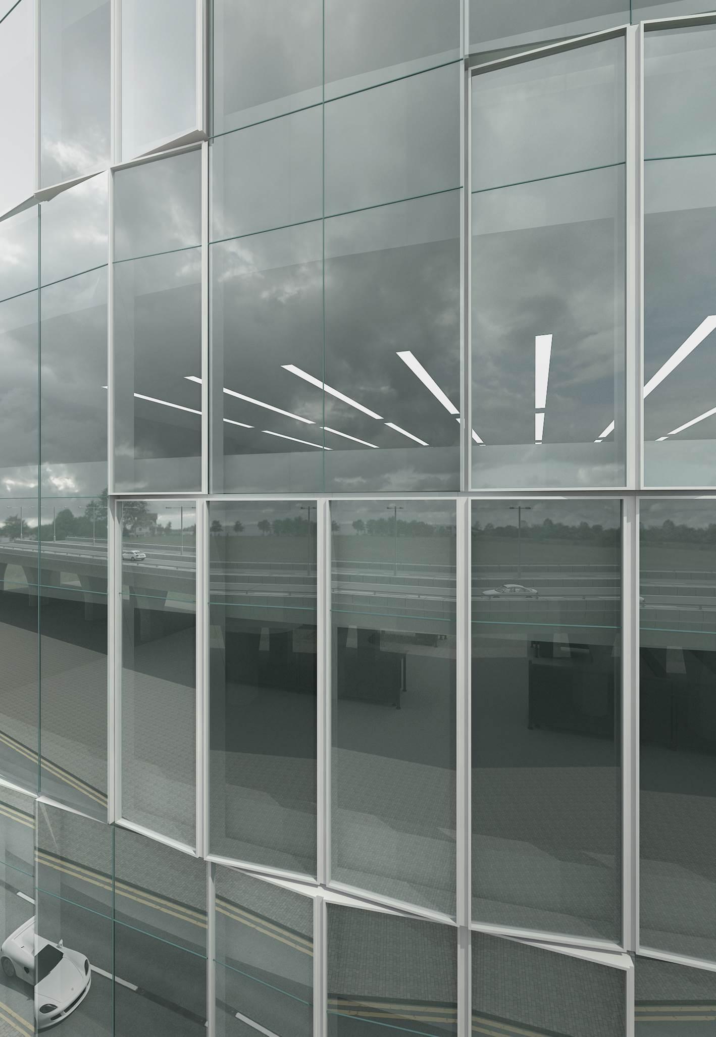 2014 - SML Tower (Facade Design) — EDGE DESIGN INSTITUTE LTD.