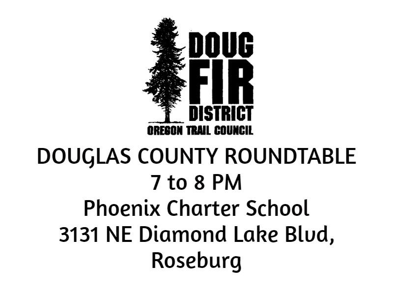 Roundtables — Oregon Trail Council, BSA
