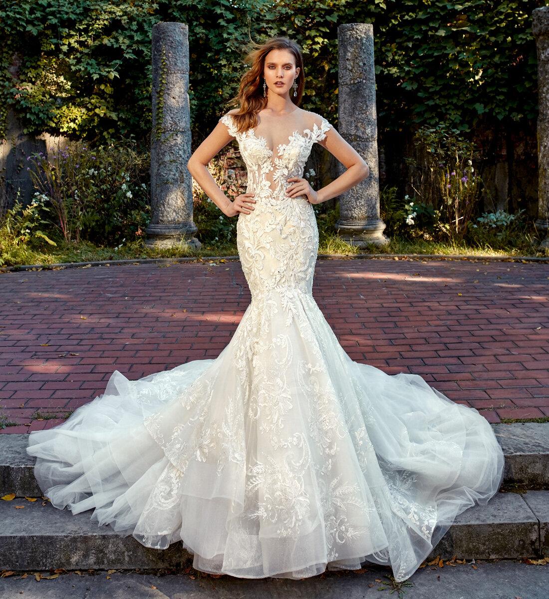 the white flower bridal boutique