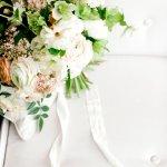 Organic Spring Wedding Beautiful Wild Design
