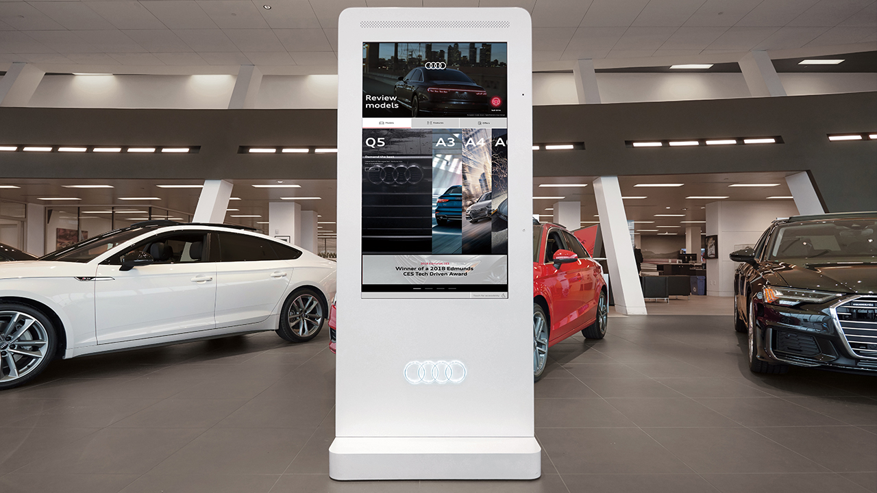 Whether you want to find a volvo dealer to buy a new vehicle, to buy parts for a volvo or if you need to schedule a service appointment, there are several ways to find the nearest dealer. Audi Interactive Display Open Door Creative Advertising Portfolio