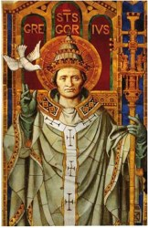 Educational Pope Saint Gregory I 540 604 Holy Rosary Church