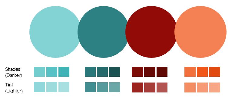 九種配色,拯救你的簡報頁面(中) — BFA 簡報