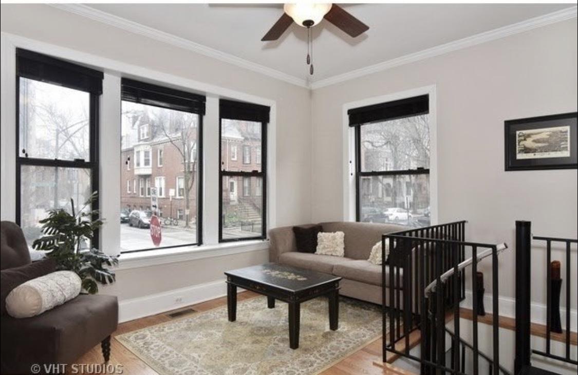 updated light fixtures living room