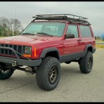 Lifted Cherokee Xj For Sale Jeep Cherokee Lifted For Sale Davis Autosports Davis Autosports