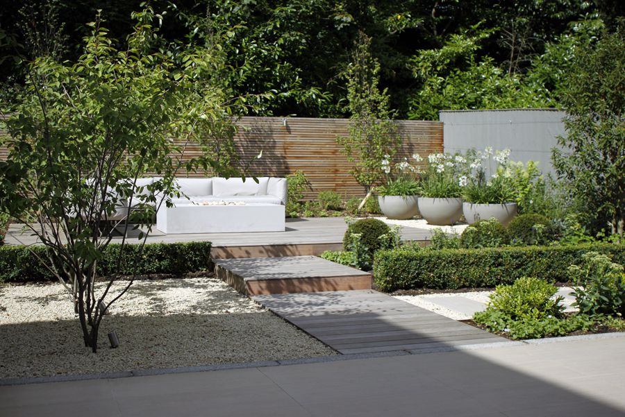 Portfolio Contemporary Garden Design London Uk Garden Designer