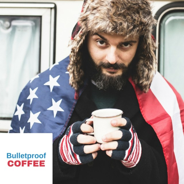 Americans have always been resilient. And with this new take on coffee, you can become bulletproof.