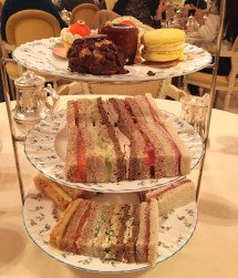 Afternoon Tea Ritz London Favourite