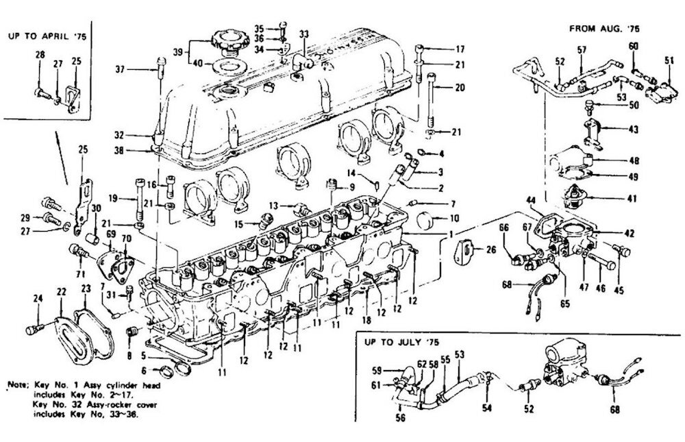 Datsun Engine Build Books — Kanga Motorsports