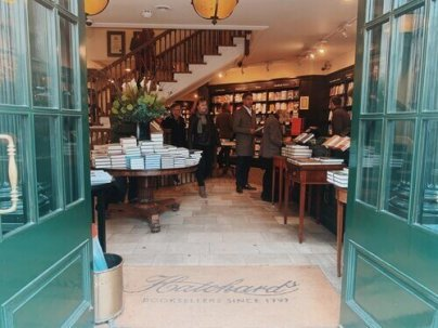 Daunt Books London, UK