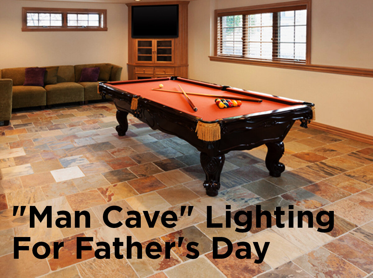 man cave lighting for father s day