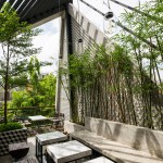 An Garden Cafe Inspired By The Hanging Garden Of Babylon Pendulum Magazine