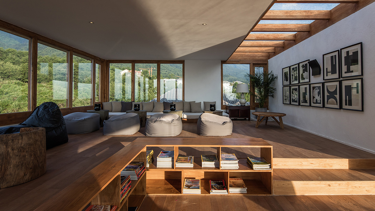Pure House Boutique Hotel Nature Retreat In Dali China