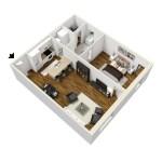 Floor Plans Riversedge Apartments