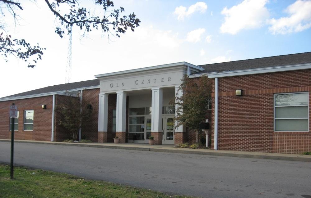 Old Center Elementary School — Metro Nashville Public Schools