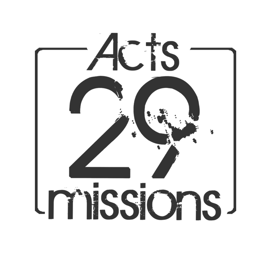 Donate — Acts 29 Missions
