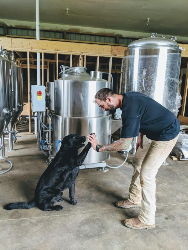 big truck farms and brewery # 17